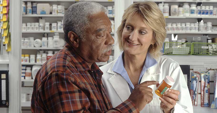 Consult your pharmacist for safe use of medications